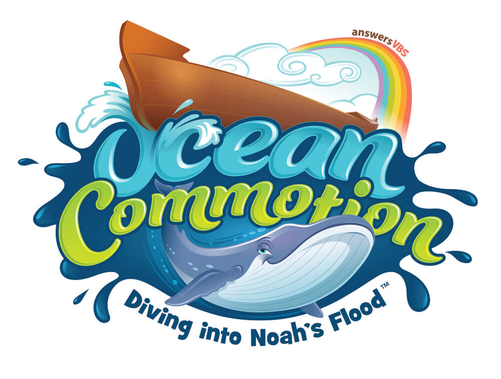 Ocean Commotion - Diving into Noah's Flood